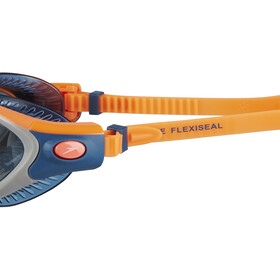 speedo Futura Biofuse Flexiseal Triathlon Female Goggles Damen fluo orange/stellar/smoke